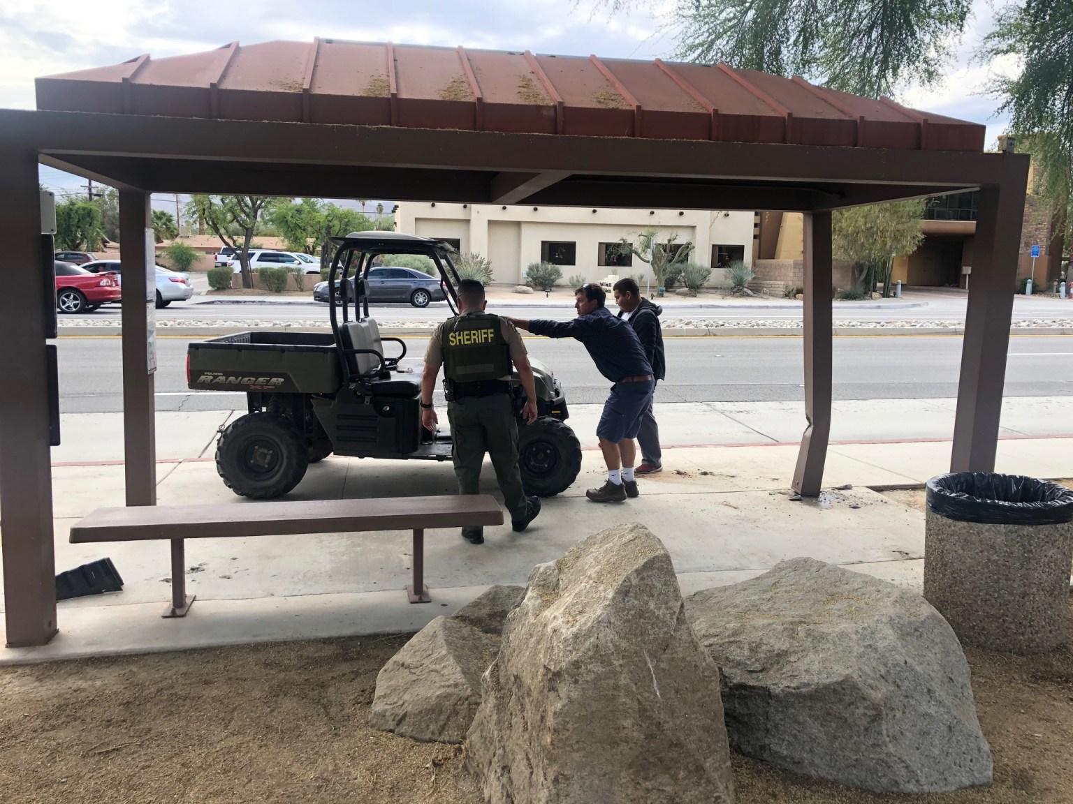 Three Juveniles Arrested for Allegedly Joyriding Stolen UTV in Palm Desert