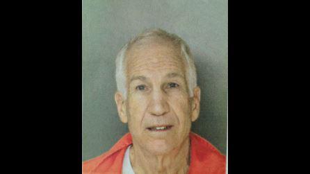 Jerry Sandusky resentenced to same prison term