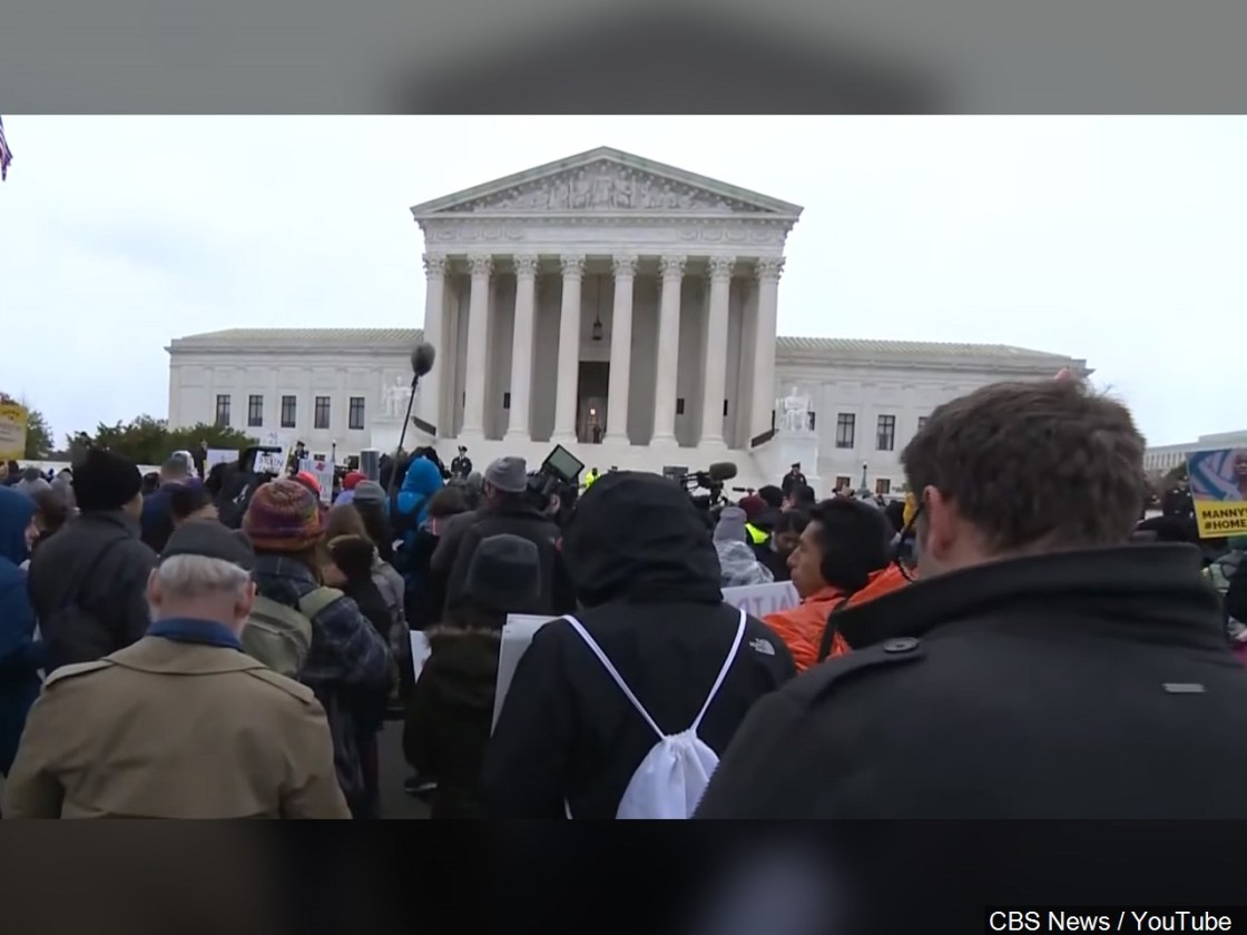 Local Dreamers Keep Close-Tabs on SCOTUS Oral Arguments