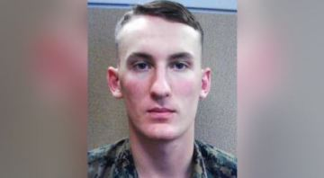 Marine deserter wanted in killing placed on FBI's Most Wanted list