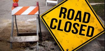 Traffic Collision Causes Temporary Road Closure in Palm Springs