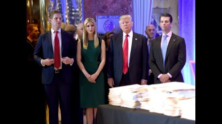 Trump to pay $2 million to settle New York Attorney General civil lawsuit against Trump Foundation and his children