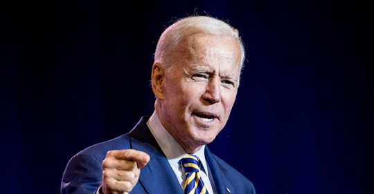 John Kerry endorses Joe Biden for 2020 election