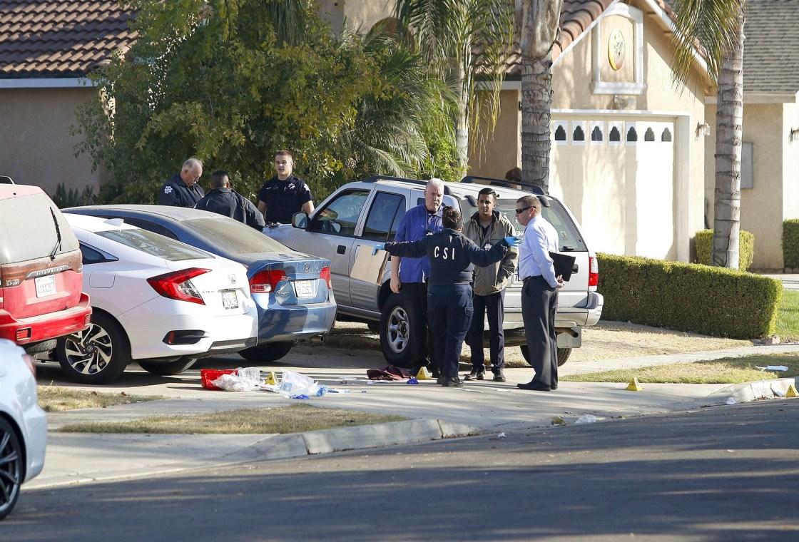 6 arrested in killings of 4 men at California backyard football party