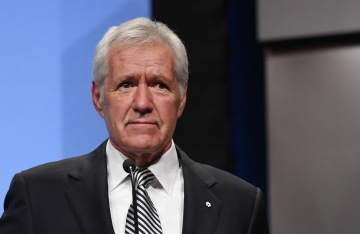 Alex Trebek says he's beating his cancer odds