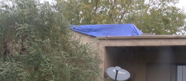 Residents Living with Leaky Roofs at Indio Apartment Complex