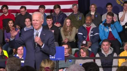 Biden would nominate Obama to Supreme Court 'if he'd take it'