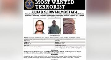FBI offers $5 million to find US citizen on Most Wanted Terrorist List