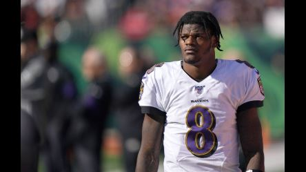 49ers suspend analyst over 'dark skin' remarks about Ravens' Lamar Jackson