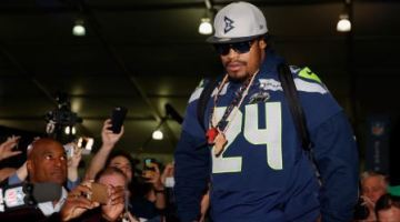 Marshawn Lynch could be making a return to the Seattle Seahawks