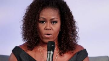 Michelle Obama says she's suffering from 'low-grade depression'