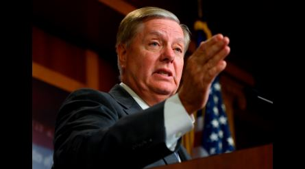 Graham says he's '1,000% confident' Russia meddled in 2016 US election — not Ukraine
