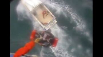 Surfer survived a shark attack off the California coast thanks to a quick-thinking friend