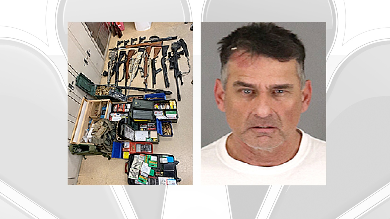 Menifee Man Allegedly Caught with Weapons Cache, Including Explosives