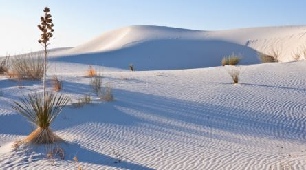 White Sands National Monument has been designated as the newest US national park