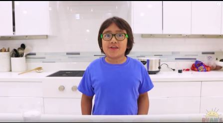 Eight-year-old tops YouTube list of high earners with $26 million