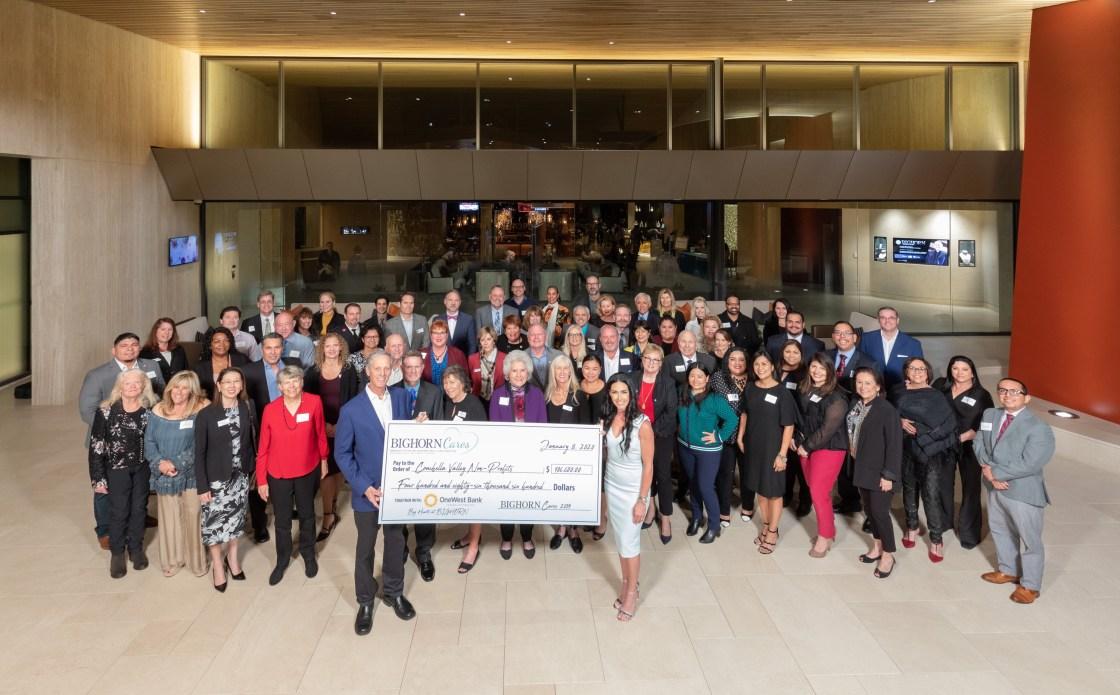 Bighorn Cares Distributes Nearly $500,000 to 66 Coachella Valley Non-Profits