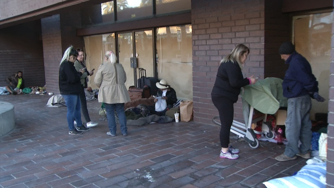 Homeless Count Being Done in Coachella Valley Wednesday