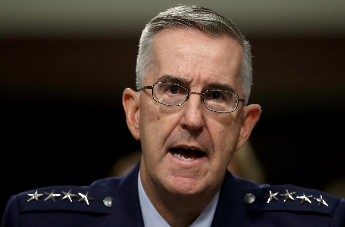 No. 2 US general says North Korea building new missiles 'as fast as anybody on the planet'
