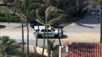 Suspects arrested after SUV breaches Mar-a-Lago security