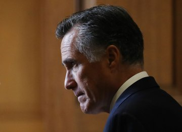 Romney: 'Increasingly likely' other Republicans will join his call for witnesses
