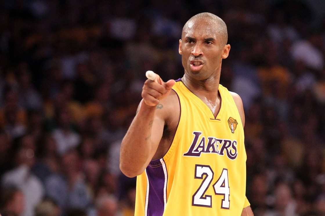 Kobe Bryant's greatest moments in his 20-year NBA career