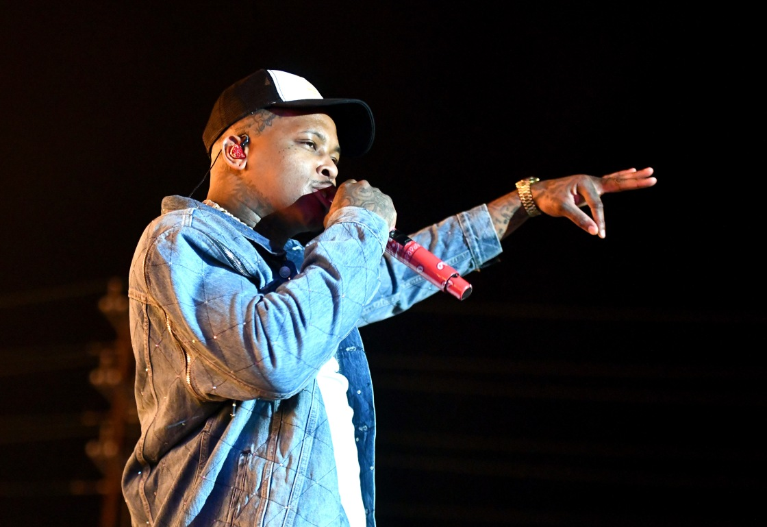 Rapper YG Arrested at Residence in Chatsworth on Suspicion of Robbery