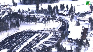 Avalanche at California ski resort leaves 1 dead, 1 seriously injured