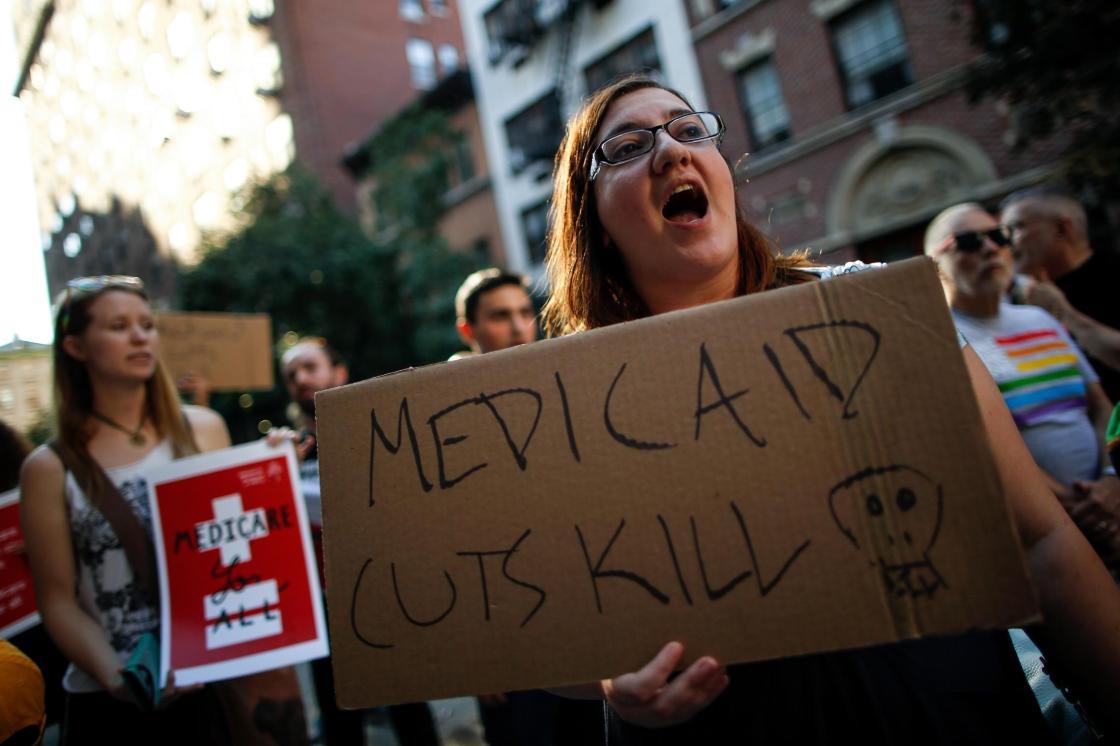 Appellate judges nix Trump's Medicaid work requirements