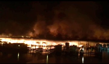 Alabama's 8 boat dock fire victims identified, including mother and her five children