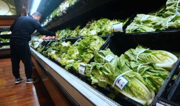 It's OK to eat romaine lettuce again as officials declare E.coli outbreak over