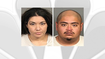 Pair Arrested on Suspicion of Robbing Pawn Shop, Pepper Spraying Employee