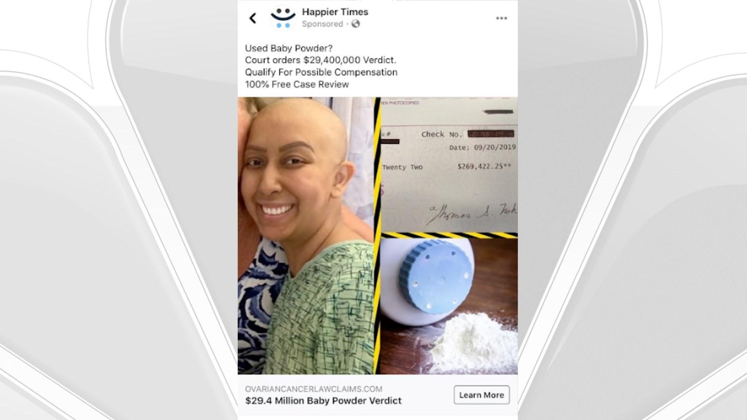 Single Mother Fighting Leukemia and False Facebook Ad