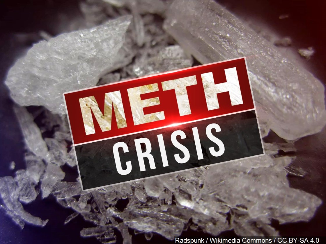 DEA Refocuses on Rising Meth Distribution in Riverside County