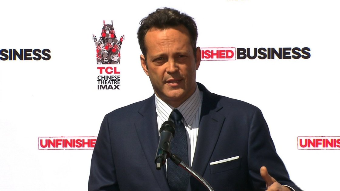 Vince Vaughn receives social media flak and support for his brief chat with President Trump