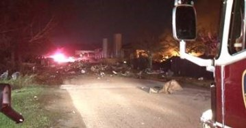 2 people killed in an explosion at a Houston manufacturer that shook the city and damaged homes