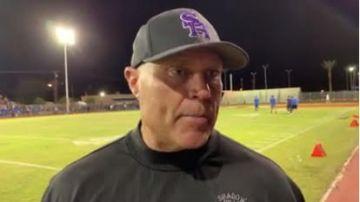 Shadow Hills High School Football Coach to Retire