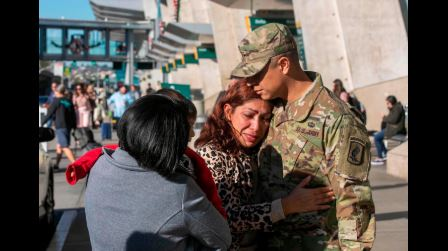 US Army officer's mom just got deported. He says he feels betrayed