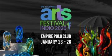 Southwest Arts Festival Begins in Indio; 250 Artists Expected