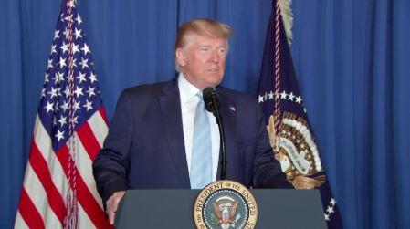 READ: Trump addresses Soleimani killing from Mar-a-Lago