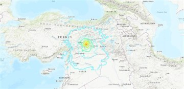 6 dead, more than 200 injured in Turkey earthquake