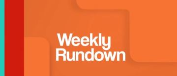 The Weekly Rundown – Episode 1