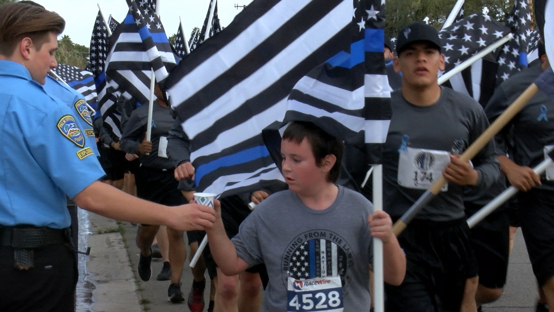 """Running From The Law Race"" Hosts National Championship"