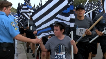 """""""Running From The Law Race"""" Hosts National Championship"""