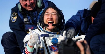 Astronaut Christina Koch lands back on Earth after a record-breaking 328 days in space. Here's what she did