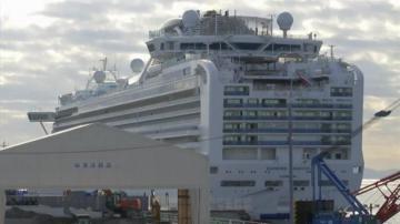 Riverside County Resident Aboard Cruise Ship Tests Positive for Coronavirus