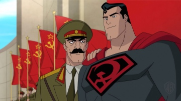 'Superman: Red Son' asks what if the Man of Steel landed in the Soviet Union?