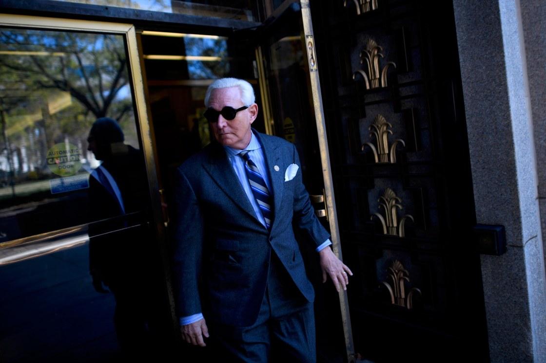 All 4 federal prosecutors quit Stone case after DOJ overrules prosecutors on sentencing request