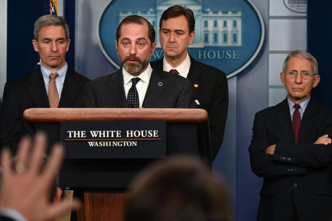 HHS Whistleblower Claims U.S. Workers Received Coronavirus Evacuees without Proper Precautions
