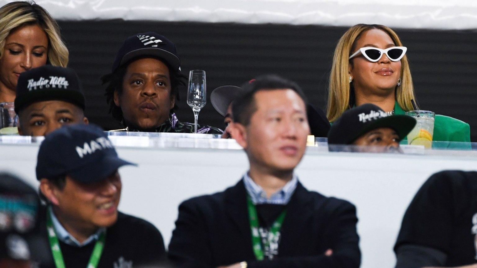 Jay-Z explains sitting during National Anthem at Super Bowl LIV